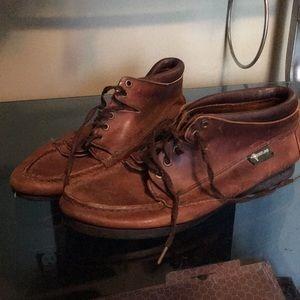 Vintage Leather eastland shoes